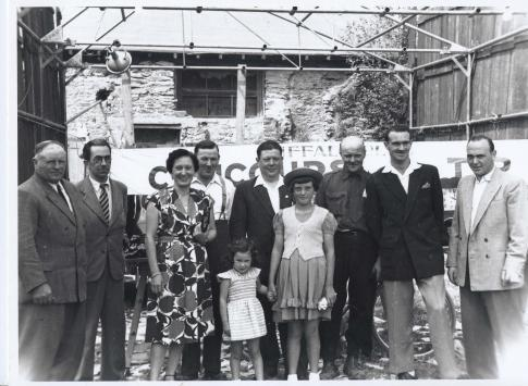 1952 après le concours