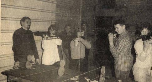1980 école de  tir
