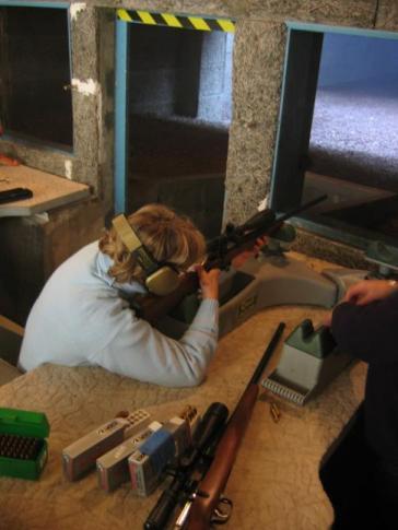 Fusils et carabines