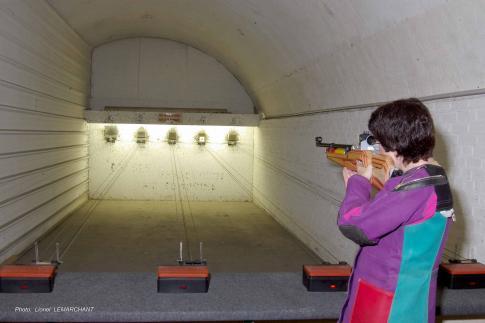 Pas de tir à 10 mètres (1er)