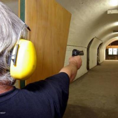 25 mètres pistolet et revolver