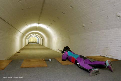 50 mètres carabine
