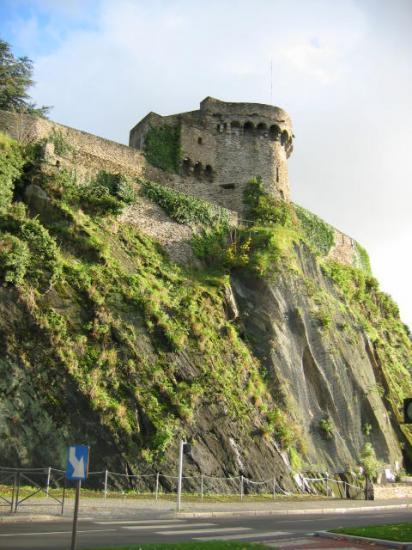 La tour de la Poterne